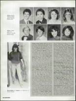 1983 Morenci High School Yearbook Page 94 & 95