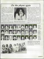 1983 Morenci High School Yearbook Page 100 & 101
