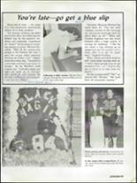 1983 Morenci High School Yearbook Page 102 & 103