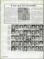 1983 Morenci High School Yearbook Page 104 & 105