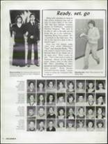 1983 Morenci High School Yearbook Page 108 & 109
