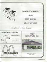 1983 Morenci High School Yearbook Page 114 & 115