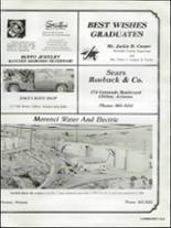 1983 Morenci High School Yearbook Page 116 & 117
