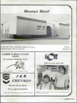 1983 Morenci High School Yearbook Page 118 & 119