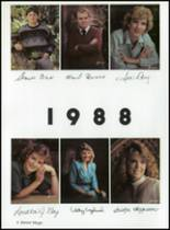 1988 Overton High School Yearbook Page 10 & 11