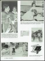 1988 Overton High School Yearbook Page 16 & 17