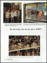 1988 Overton High School Yearbook Page 18 & 19