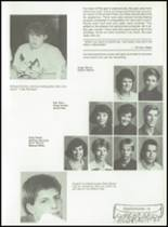 1988 Overton High School Yearbook Page 22 & 23