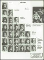 1988 Overton High School Yearbook Page 26 & 27