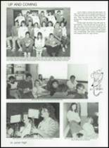 1988 Overton High School Yearbook Page 28 & 29