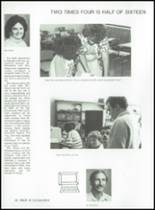 1988 Overton High School Yearbook Page 34 & 35