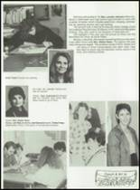 1988 Overton High School Yearbook Page 36 & 37
