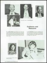1988 Overton High School Yearbook Page 38 & 39
