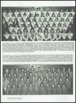 1988 Overton High School Yearbook Page 40 & 41