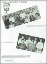 1988 Overton High School Yearbook Page 42 & 43