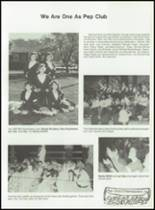 1988 Overton High School Yearbook Page 52 & 53