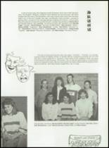 1988 Overton High School Yearbook Page 54 & 55