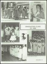 1988 Overton High School Yearbook Page 58 & 59