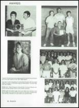 1988 Overton High School Yearbook Page 60 & 61