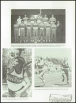 1988 Overton High School Yearbook Page 70 & 71