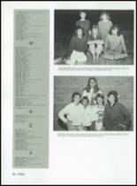 1988 Overton High School Yearbook Page 92 & 93