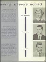1954 Hutchinson High School Yearbook Page 16 & 17