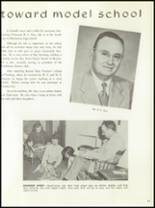 1954 Hutchinson High School Yearbook Page 20 & 21
