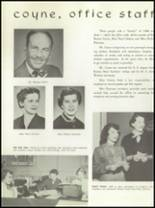 1954 Hutchinson High School Yearbook Page 22 & 23