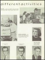 1954 Hutchinson High School Yearbook Page 24 & 25