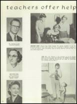 1954 Hutchinson High School Yearbook Page 26 & 27