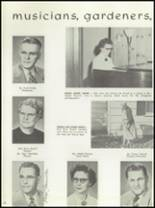 1954 Hutchinson High School Yearbook Page 28 & 29