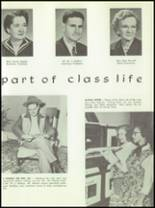 1954 Hutchinson High School Yearbook Page 30 & 31