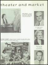 1954 Hutchinson High School Yearbook Page 32 & 33