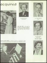 1954 Hutchinson High School Yearbook Page 34 & 35