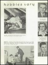 1954 Hutchinson High School Yearbook Page 36 & 37