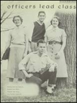 1954 Hutchinson High School Yearbook Page 42 & 43
