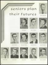 1954 Hutchinson High School Yearbook Page 44 & 45