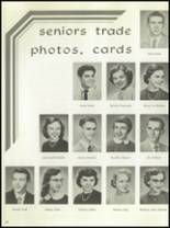 1954 Hutchinson High School Yearbook Page 46 & 47