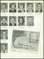 1954 Hutchinson High School Yearbook Page 50 & 51