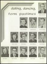 1954 Hutchinson High School Yearbook Page 54 & 55