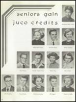 1954 Hutchinson High School Yearbook Page 56 & 57