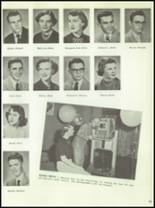 1954 Hutchinson High School Yearbook Page 58 & 59