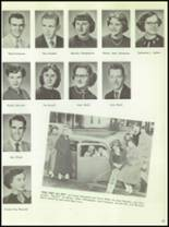 1954 Hutchinson High School Yearbook Page 62 & 63