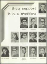 1954 Hutchinson High School Yearbook Page 64 & 65