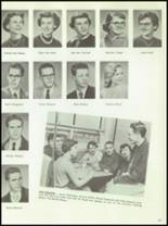1954 Hutchinson High School Yearbook Page 66 & 67