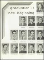 1954 Hutchinson High School Yearbook Page 68 & 69