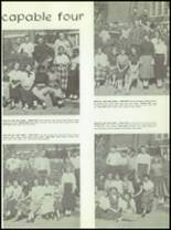 1954 Hutchinson High School Yearbook Page 70 & 71