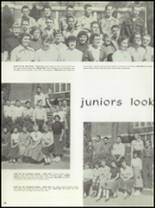 1954 Hutchinson High School Yearbook Page 72 & 73