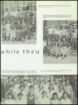 1954 Hutchinson High School Yearbook Page 74 & 75