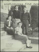 1954 Hutchinson High School Yearbook Page 78 & 79
